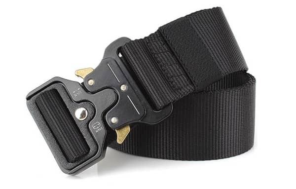 cinturones tacticos para acampada