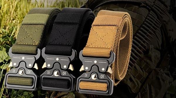 comprar cinturón táctico blackhawk