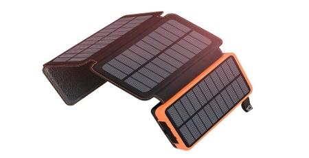 placas solares portátiles